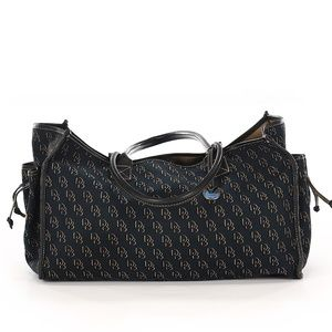 Large Dooney & Bourke Tote Travel Bag